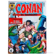 Cómics: CONAN EL BÁRBARO VOL 1 Nº 1 / FORUM 1983 ( ROY THOMAS / B.W.SMITH / JOHN BUSCEMA). Lote 64755007
