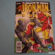 Cómics: COMIC DE IRON MAN AÑO 1988 Nº 40 DE COMICS FORUM LOTE 2 C. Lote 65028535