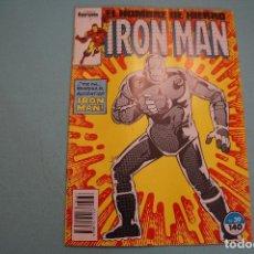 Cómics: COMIC DE IRON MAN AÑO 1988 Nº 39 DE COMICS FORUM LOTE 2 C. Lote 65028591