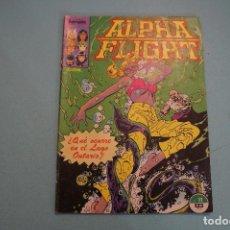 Cómics: COMIC DE ALPHA FLIGHT AÑO 1986 Nº 11 DE COMICS FORUM LOTE 2 C. Lote 65031599