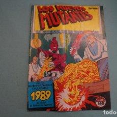 Comics : COMIC DE LOS NUEVOS MUTANTES AÑO 1988 Nº 42 DE COMICS FORUM LOTE 3 D. Lote 65034987