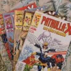 Cómics: LOTE PATRULLA X LOS AÑOS PERDIDOS 1 2 5 6 17 Y 22 POR JOHN BYRNE - POSIBILIDAD DE NÚMEROS SUELTOS. Lote 64611439