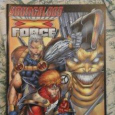 Cómics: YOUNGBLOOD X FORCE COMPLETA - 2 NÚMEROS. Lote 64612579