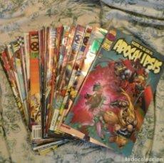Cómics: LA ERA DE APOCALIPSIS COMPLETA EN GRAPAS FORUM 1996 43 COMICS EN PERFECTO ESTADO - LOTE AMPLIADO -. Lote 65734446