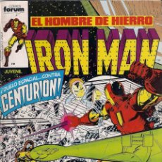 Comics: IRON MAN Nº 3. Lote 65775582
