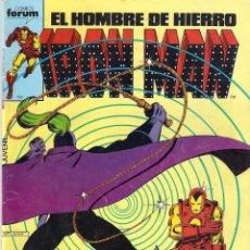 Comics: IRON MAN Nº 5. Lote 65775754