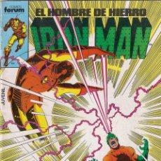 Cómics: IRON MAN Nº 11. Lote 65776046