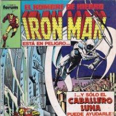 Comics: IRON MAN Nº 16. Lote 65776442