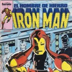Comics: IRON MAN Nº 23. Lote 65777410