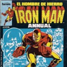Comics: IRON MAN Nº 22. Lote 65778658