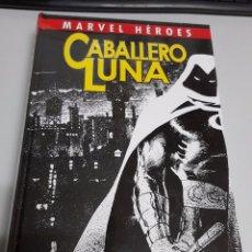 Cómics: MARVEL HEROES : CABALLERO LUNA TOMO 2 : ECLIPSE ¡ TOMO 720 PAGINAS ! PANINI. Lote 65879270