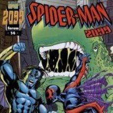 Cómics: SPIDERMAN 2099 VOL. 2 Nº 14 - FORUM - COMO NUEVO. Lote 222635830