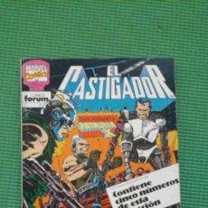 Cómics: EL CASTIGADOR NºS 36 37 38 39 Y 40 EN UN RETAPADO. Lote 65902430