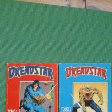Cómics: DREADSTAR 1 AL 10 - EDICIÓN EN PAPEL PRESTIGIO - 2 RETAPADOS. Lote 65902714