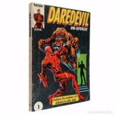 Cómics: DAREDEVIL VOL.1 / RETAPADO Nº 1 (NºS 1 A 5) MARVEL / FORUM 1983 (ROGER MCKENZIE & FRANK MILLER). Lote 65919738