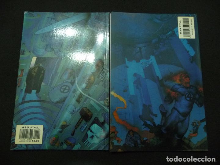 Cómics: LA ÚLTIMA HISTORIA DE LOS VENGADORES. COMPLETA EN DOS TOMOS. FORUM - Foto 2 - 66054874