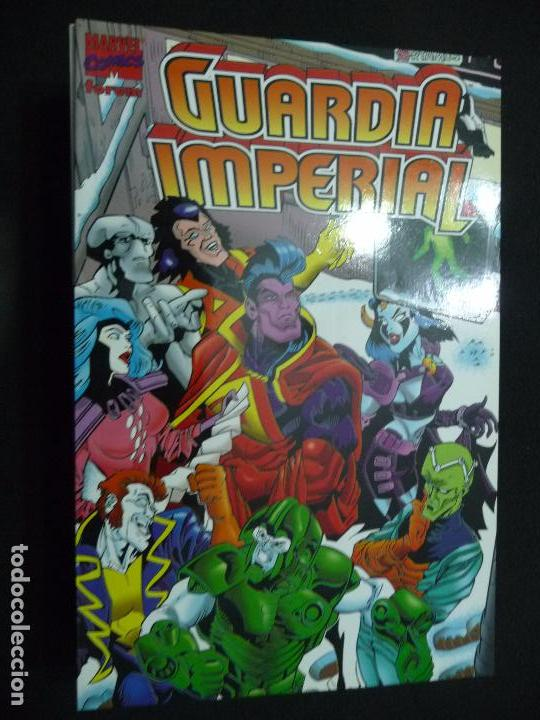GUARDIA IMPERIAL. TOMO FORUM (Tebeos y Comics - Forum - Prestiges y Tomos)