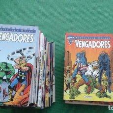 Cómics: BIBLIOTECA MARVEL LOS VENGADORES 1 2 3 4 5 6 8 9 10 11 13 14 15 16 Y 20. Lote 81163870