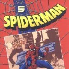 Cómics: SPIDERMAN COLECCIONABLE ROJO Nº 5 - FORUM - IMPECABLE. Lote 66072598