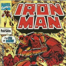 Cómics: IRON MAN Nº 4 - LA IRA DE RINO EPISODIO COMPLETO - MARVEL FORUM. Lote 66072878