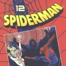 Cómics: SPIDERMAN COLECCIONABLE ROJO Nº 12 - FORUM - IMPECABLE. Lote 122015036