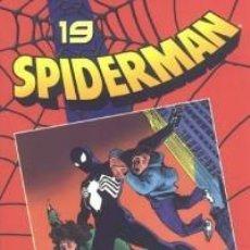 Cómics: SPIDERMAN COLECCIONABLE ROJO Nº 19 - FORUM - IMPECABLE . Lote 143655677