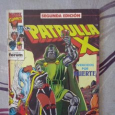 Cómics: FORUM - PATRULLA-X NUM.7 ( 2ª EDICION ). Lote 66153830
