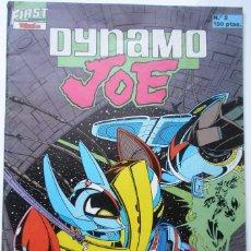 Cómics: 1 COMIC DE DINAMO JOE COLECCION FIRST Nº 2 DE LOS AÑOS 80. Lote 66162422