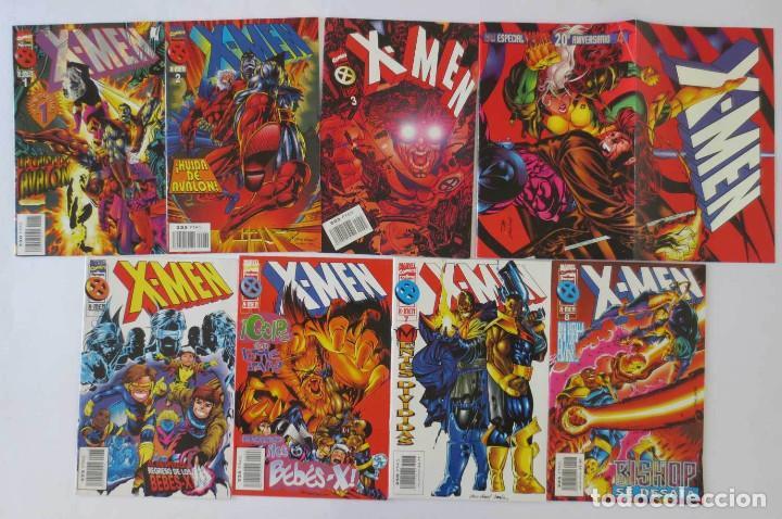 Cómics: X-MEN VOL 2 CASI COMPLETA - Foto 2 - 66164882