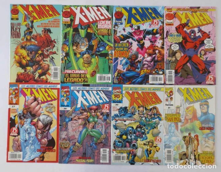 Cómics: X-MEN VOL 2 CASI COMPLETA - Foto 3 - 66164882