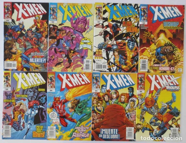 Cómics: X-MEN VOL 2 CASI COMPLETA - Foto 4 - 66164882