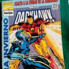 Cómics: DARKHAWK EXTRA DE INVIERNO - MARVEL FORUM. Lote 66269450