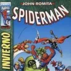 Cómics: SPIDERMAN JOHN ROMITA ESPECIAL INVIERNO 2001 - FORUM - IMPECABLE. Lote 66283906