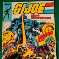 Cómics: G.I.JOE HEROE INTERNACIONAL Nº 3 - FORUM. Lote 66300506