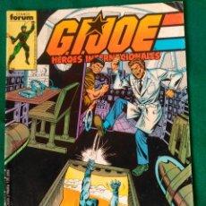 Cómics: G.I.JOE HEROES INTERNACIONALES Nº 10 - FORUM. Lote 66300954