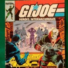 Cómics: G.I.JOE HEROES INTERNACIONALES Nº 12 - FORUM. Lote 66301218