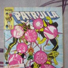 Cómics: FORUM - PATRULLA-X VOL.1 NUM. 39. Lote 66316698
