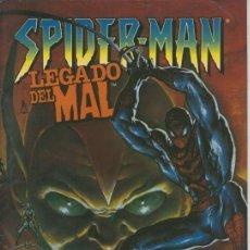 Cómics: SPIDERMAN LEGADO DEL MAL - FORUM - BUEN ESTADO - C09. Lote 148080560