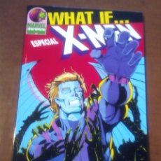 Cómics: WHAT IF ESPECIAL X MEN AÑO 1997 TOMO. Lote 66510442
