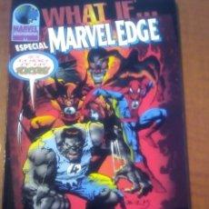 Cómics: WHAT IF ESPECIAL MARVEL EDGE AÑO 1998 TOMO. Lote 66510994