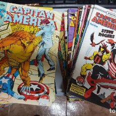 Cómics: CAPITAN AMERICA VOL 1 LOTE 38 NUMEROS - FORUM. Lote 54913476