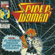 Cómics: SPIDER WOMAN Nº 2 DE 4 SERIE LIMITADA - MARVEL FORUM. Lote 66775826