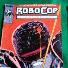 Cómics: ROBOCOP Nº 3 - FORUM. Lote 66806654