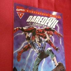 Comics : DAREDEVIL. Nº 4. BIBLIOTECA MARVEL. FORUM .. Lote 66881258