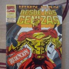 Cómics: FORUM - IRON MAN DESDE LAS CENIZAS NUM. 8 ( DE 8 ). MUYY BUEN ESTADO. Lote 66979330