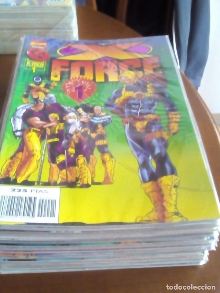 X FORCE VOL.2 COLECCION COMPLETA N 1 AL 49 AÑO 1996 L2P5 (Tebeos y Comics - Forum - Factor X)
