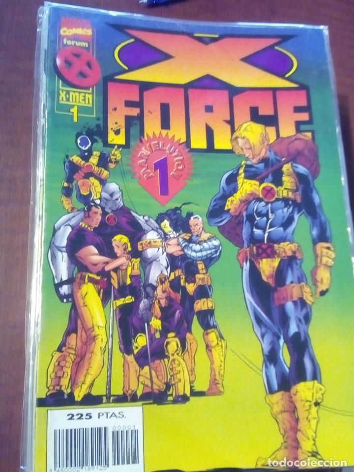 Cómics: X FORCE VOL.2 COLECCION COMPLETA N 1 AL 49 AÑO 1996 L2P5 - Foto 2 - 67400269