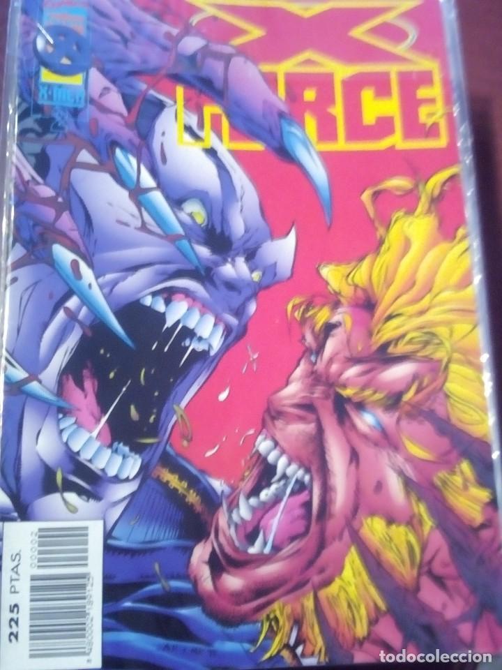 Cómics: X FORCE VOL.2 COLECCION COMPLETA N 1 AL 49 AÑO 1996 L2P5 - Foto 3 - 67400269