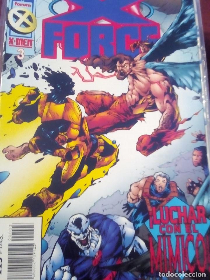 Cómics: X FORCE VOL.2 COLECCION COMPLETA N 1 AL 49 AÑO 1996 L2P5 - Foto 4 - 67400269