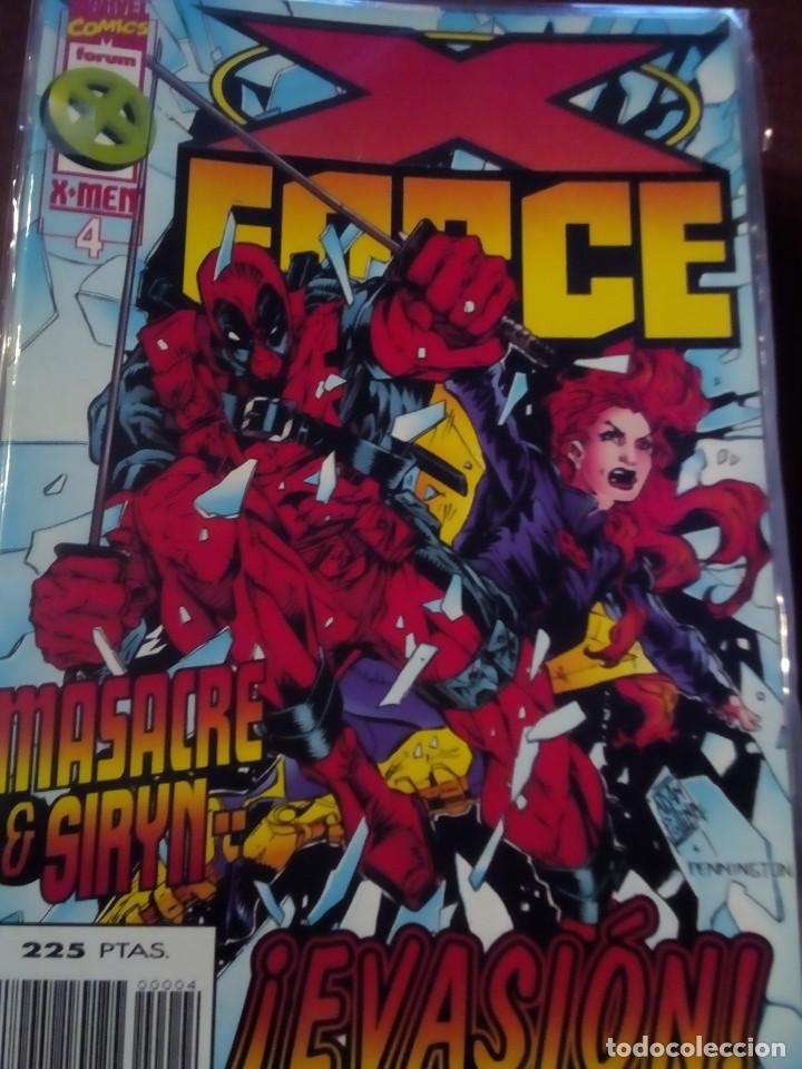 Cómics: X FORCE VOL.2 COLECCION COMPLETA N 1 AL 49 AÑO 1996 L2P5 - Foto 5 - 67400269